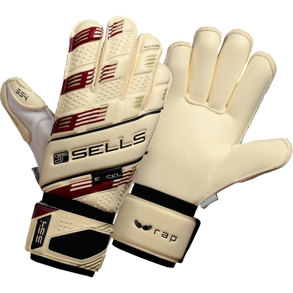 Sells Wrap Excel 4 Guard (Junior) GK Gloves | Macey's Sports