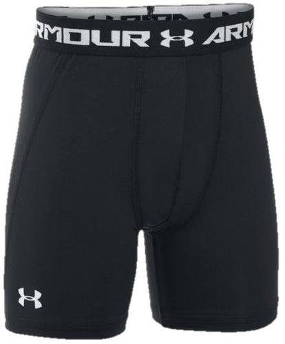 Under Armour HeatGear Compression Shorts (Youth) | Macey's Sports