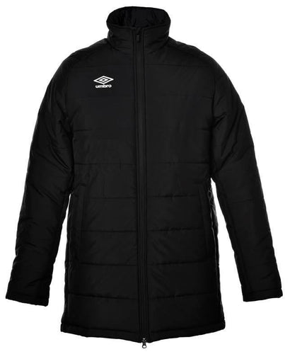 Umbro Bench Padded Jacket | Macey's Sports