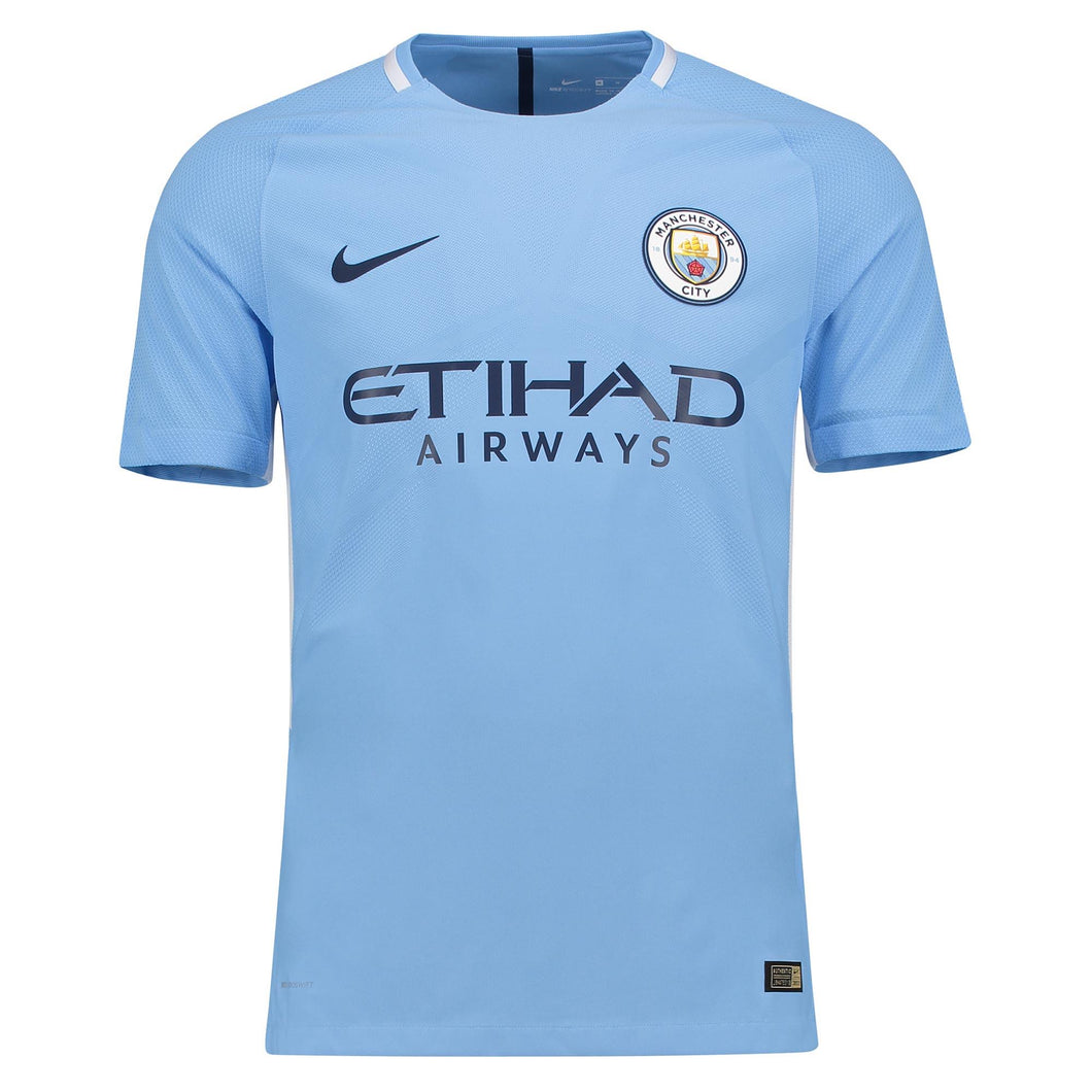 Nike Manchester City Home Jersey 17/18 | Macey's Sports