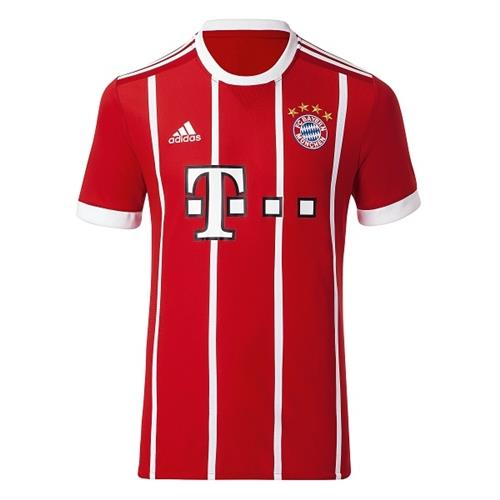 Adidas Bayern Munich Home Jersey 17/18 | Macey's Sports
