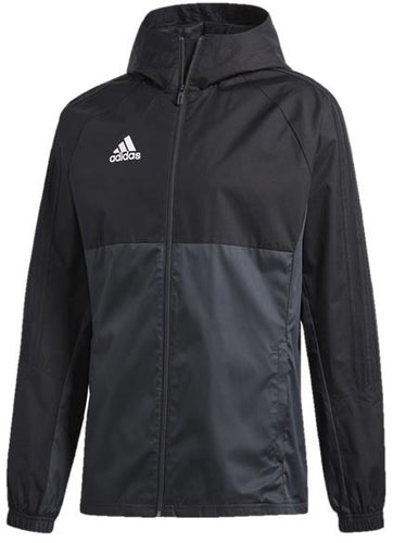 Adidas Tiro17 Rain Jacket | Macey's Sports