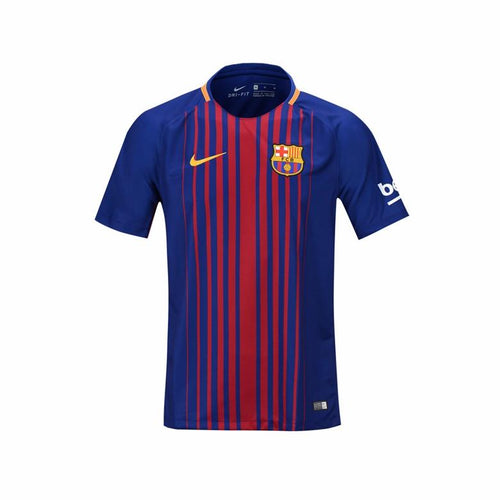 Nike FC Barcelona Home Jersey 17/18 | Macey's Sports