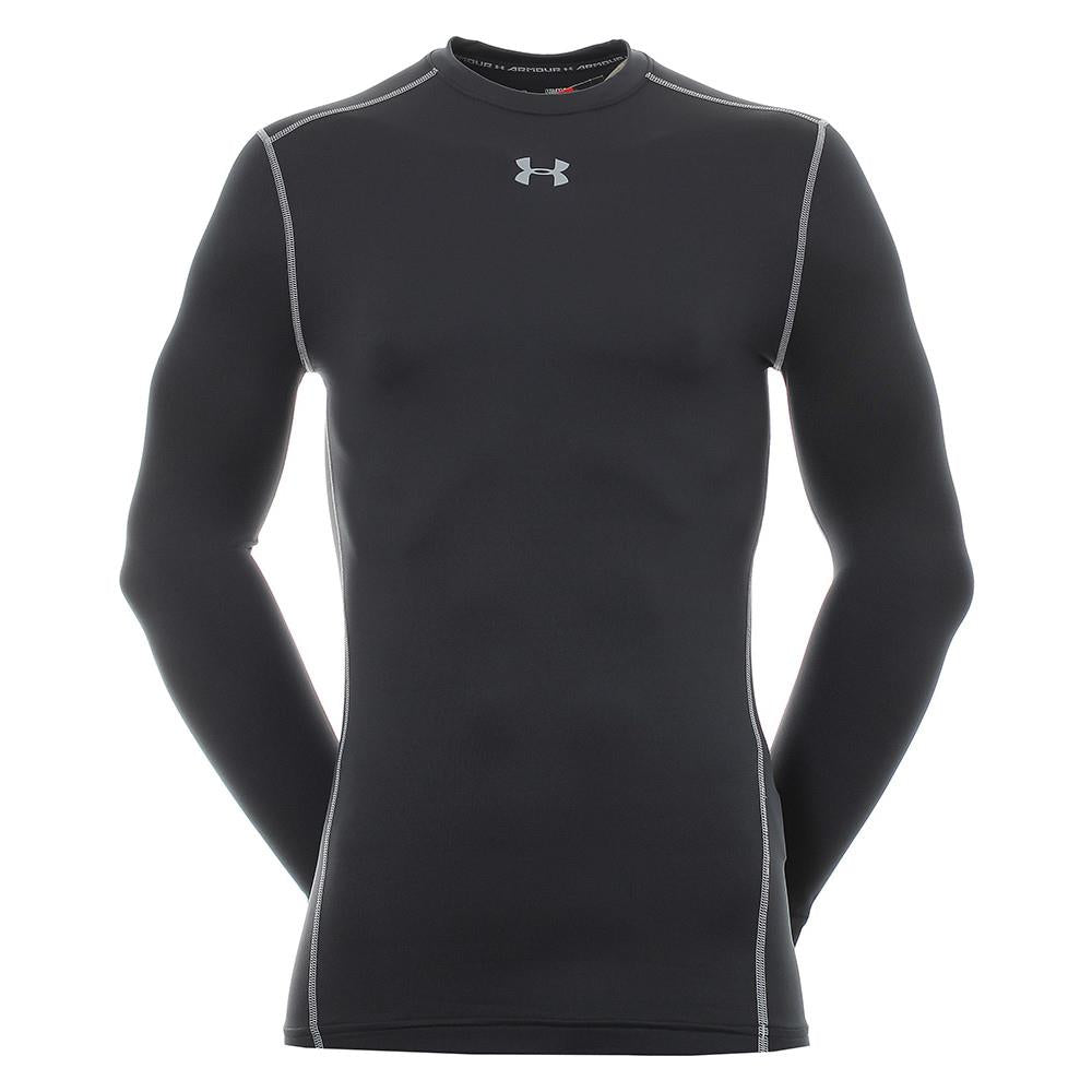 Under Armour Crew ColdGear Compression Shirt | Macey's Sports