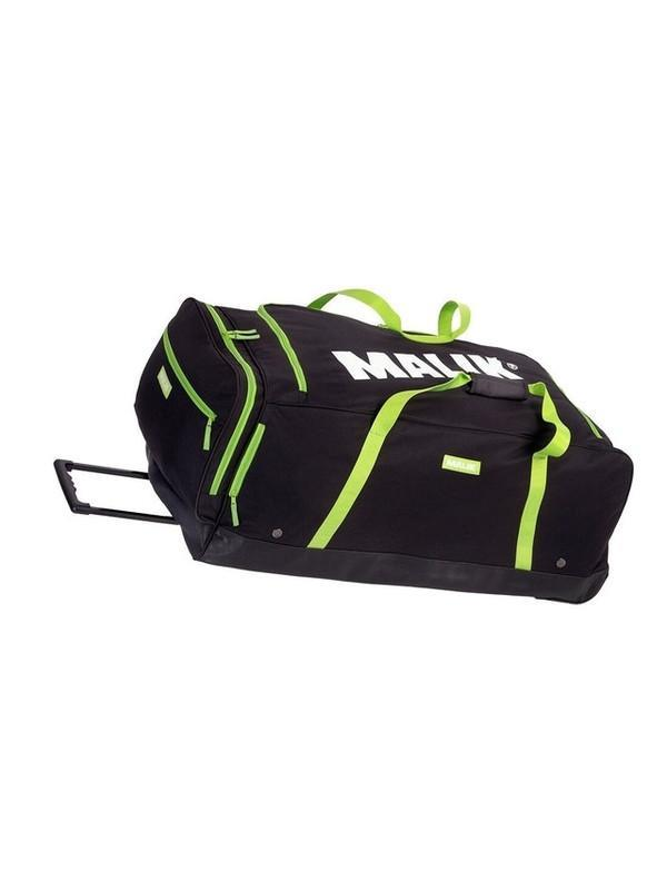 Malik Goalie Bag De Luxe 2016 | Macey's Sports