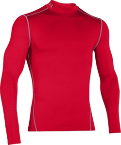 Under Armour Mock ColdGear Compression Shirt | Macey's Sports