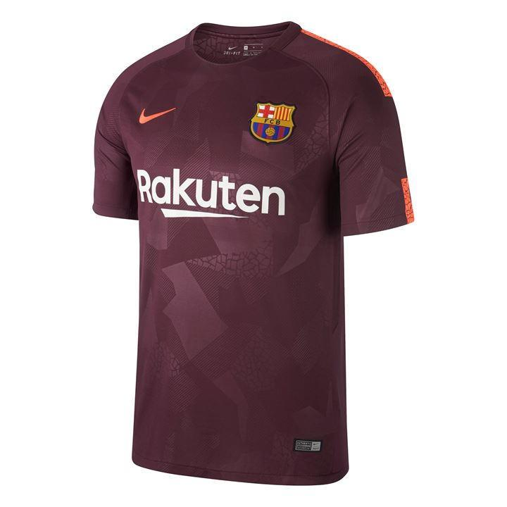 Nike FC Barcelona Third Jersey 17/18 | Macey's Sports