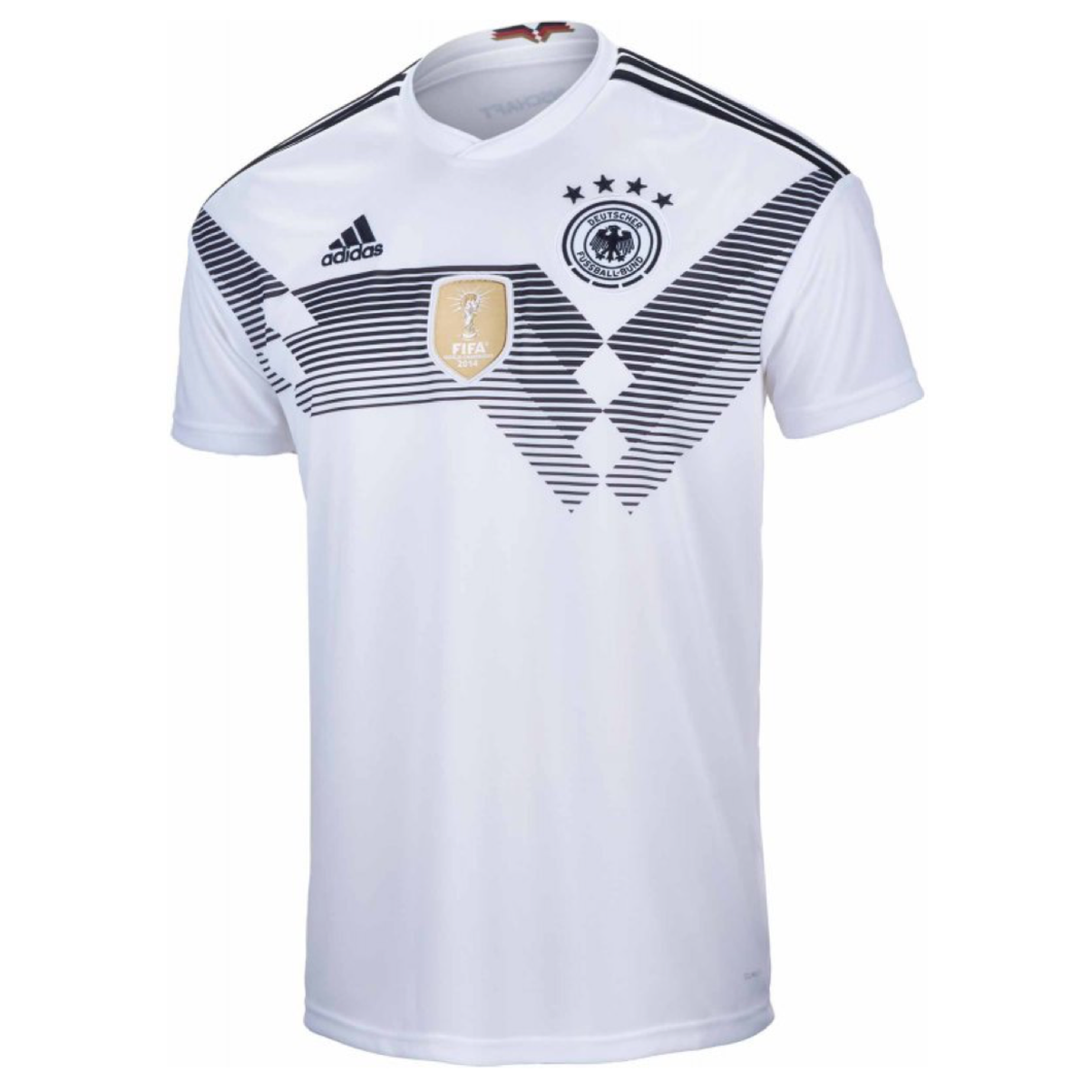 Adidas Germany Home Jersey (Youth) | Macey's Sports