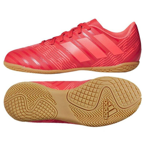 Adidas Nemeziz Tango 17.4 IN J (Youth) Soccer Shoe | Macey's Sports