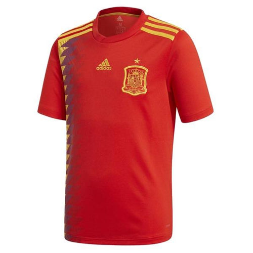 Adidas Spain Home Jersey (Youth) | Macey's Sports