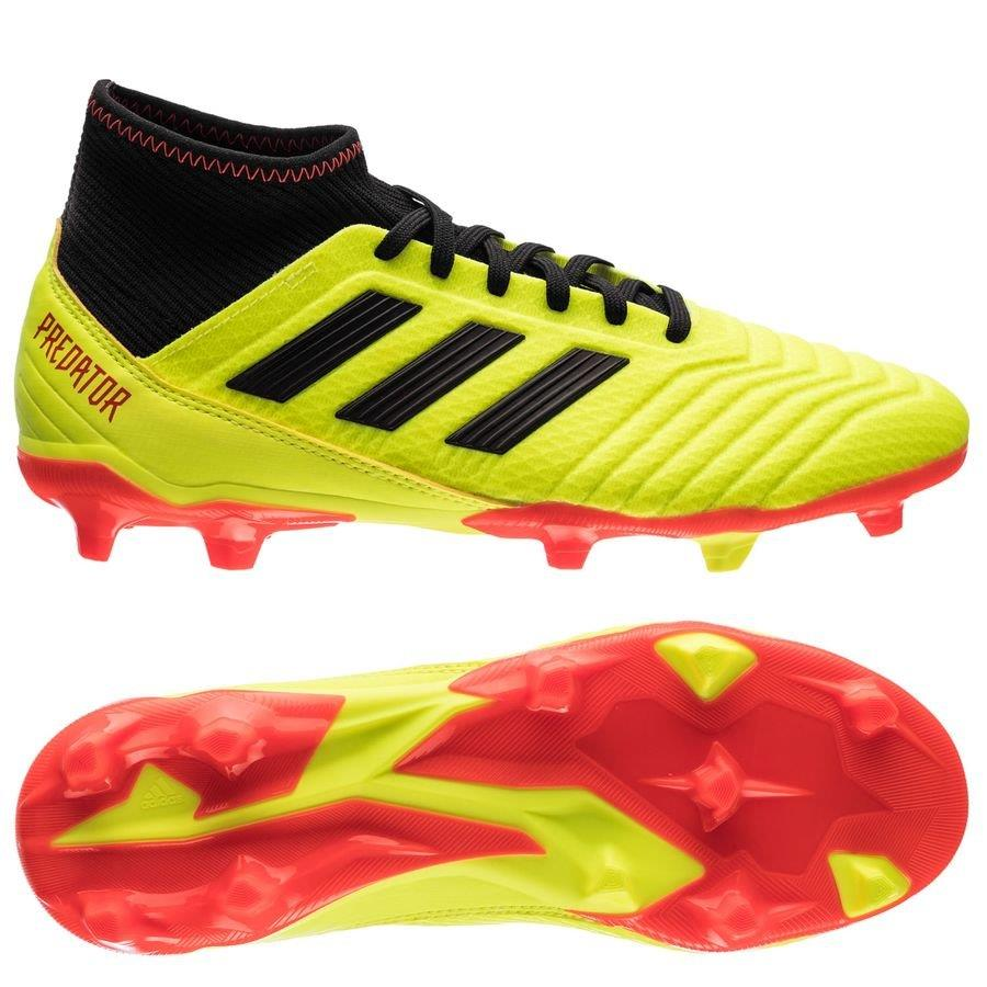 Adidas Predator 18.3 FG Adult Soccer Shoe | Macey's Sports