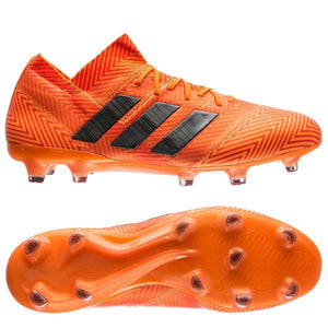 Adidas Nemeziz 18.1 FG Adult Soccer Shoe | Macey's Sports