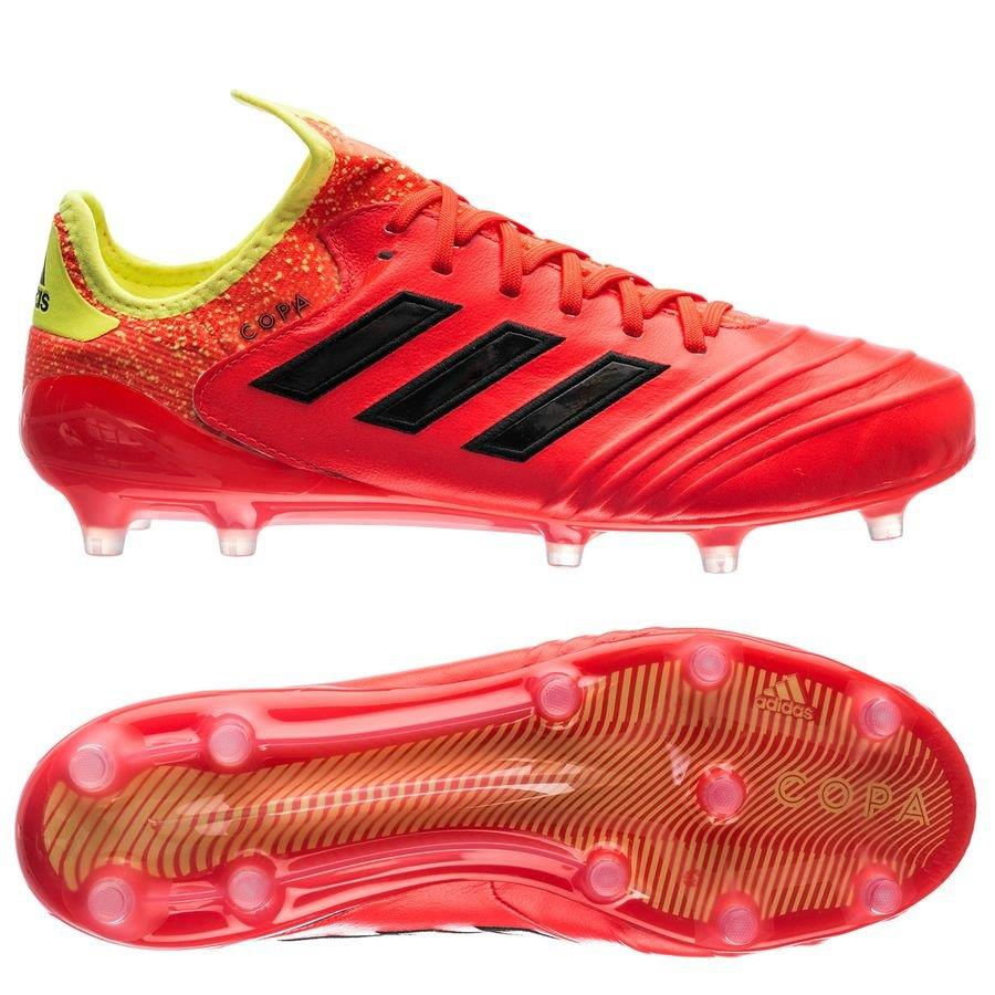 Adidas Copa 18.1 FG Adult Soccer Shoe | Macey's Sports