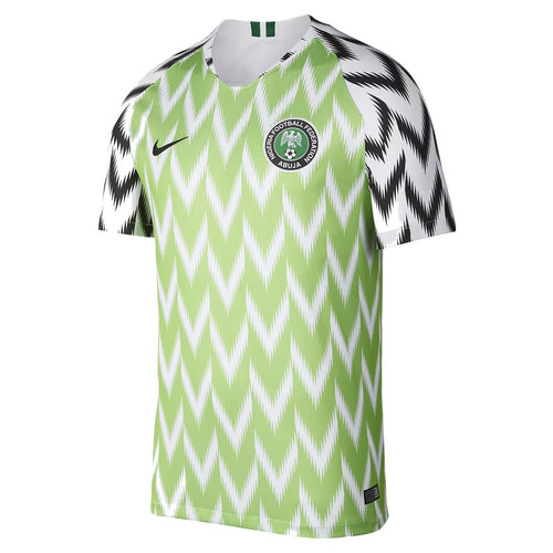 Nike Nigeria Home Jersey | Macey's Sports