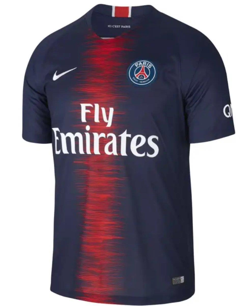 Nike Paris Saint-Germain Home Jersey 18/19 | Macey's Sports