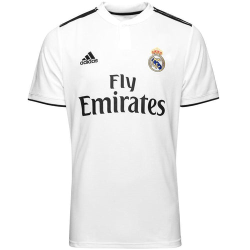 Adidas Real Madrid Home Jersey (Youth) 18/19 | Macey's Sports
