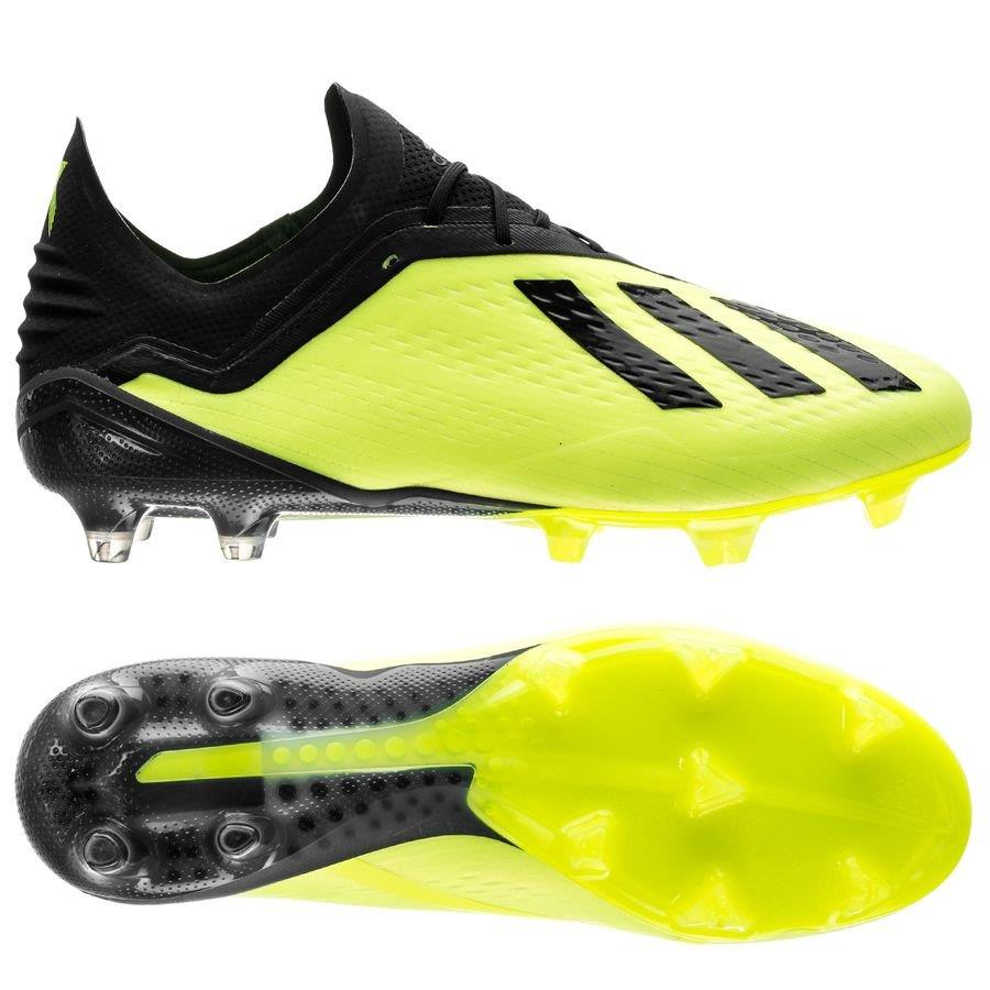 Adidas X 18.1 FG Adult Soccer Shoe | Macey's Sports