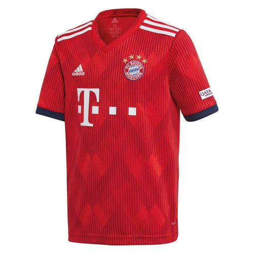 Adidas Bayern Munich Home Jersey (Youth) 18/19 | Macey's Sports