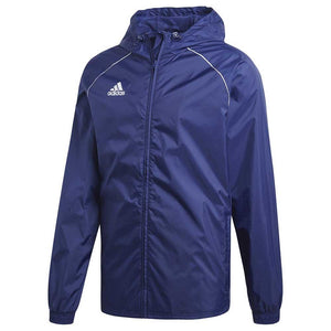 Adidas Core18 Rain Jacket (Youth) | Macey's Sports