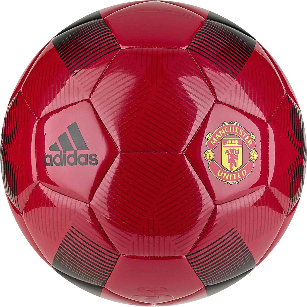 Adidas Manchester United Ball | Macey's Sports