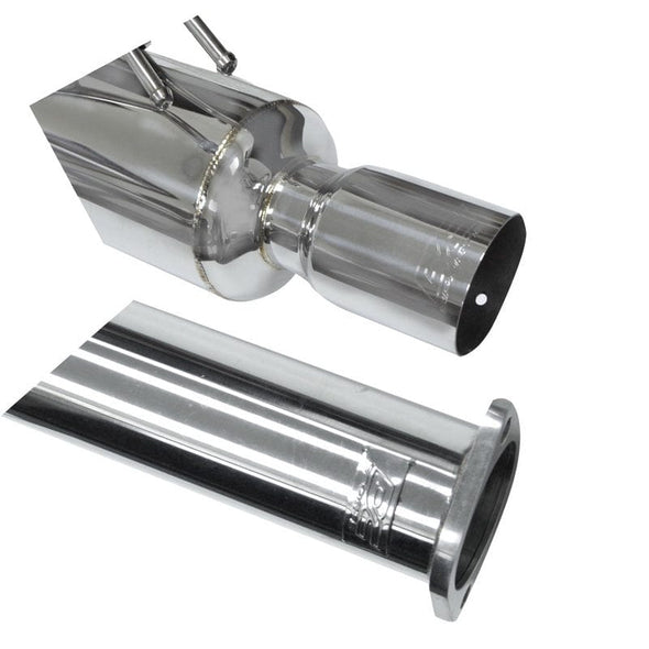 Stainless Steel Exhaust System SCS6011