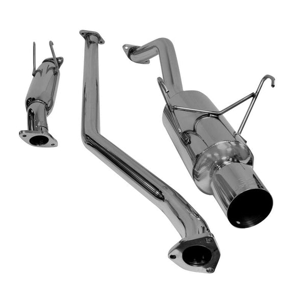 Stainless Steel Exhaust System SCS7025