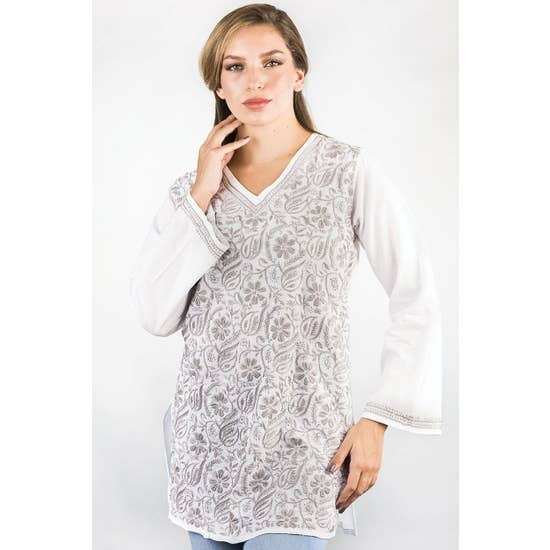 Rishika Embroidered Tunic