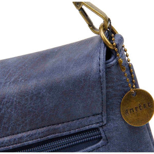 The Audry Crossbody - Blue