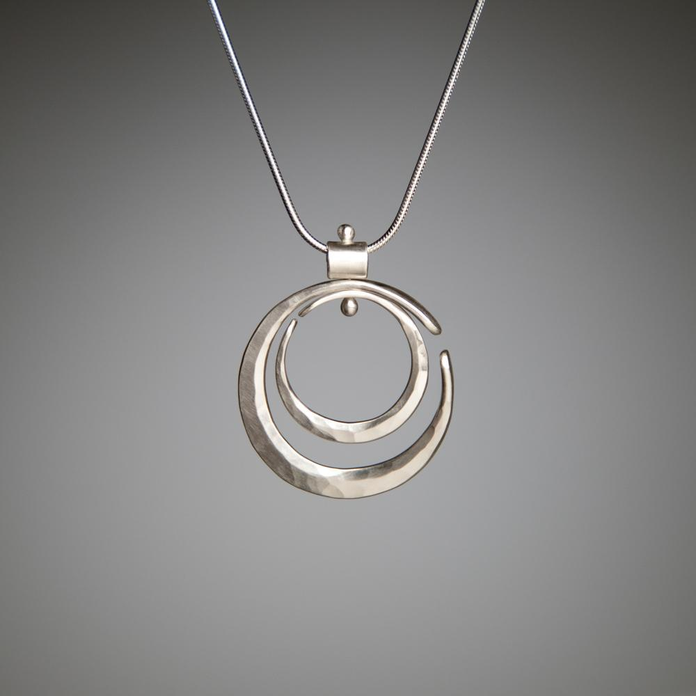 nested necklace