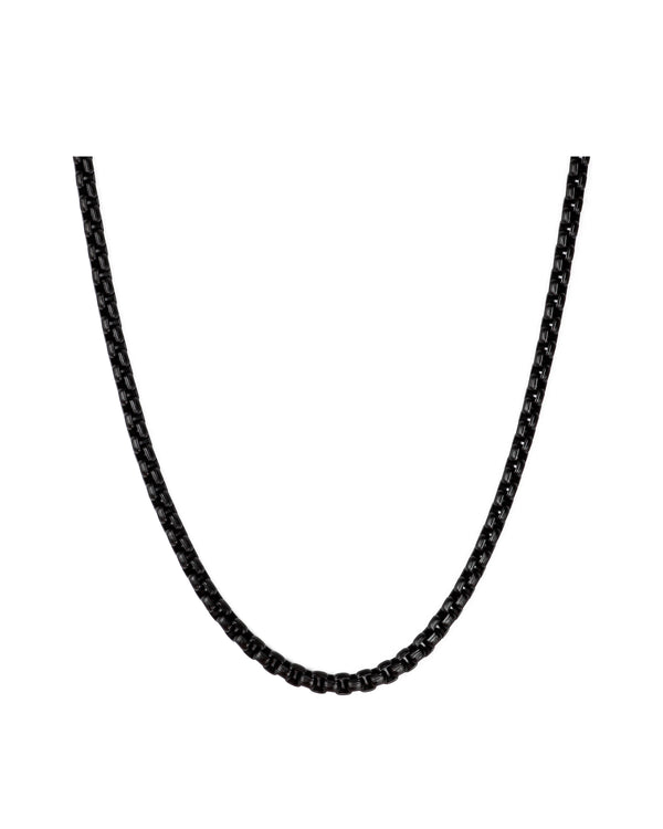 Iron Necklace Black