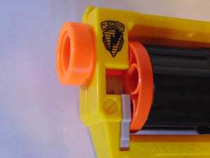 Nerf Maverick Multi-Muzzle Adapter + Basic Muzzle
