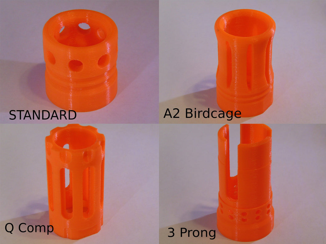 Nerf Multi-Muzzle (compatible with Dart and HIR ammo)