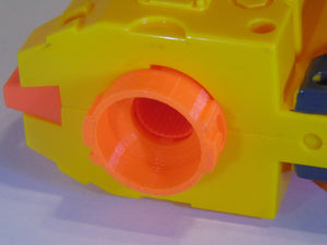 Nerf Longshot CS-6 Multi-Muzzle Adapter + Basic Muzzle