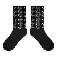 Will C. Monogram Socks