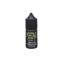 Load image into Gallery viewer, Peng Vapour Co. 300mg CBD 30ml Shortfill (60VG/40PG)