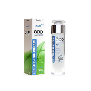 Canabidol 250mg CBD Rescue Cream 50ml
