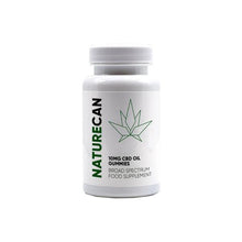 Load image into Gallery viewer, Naturecan 300mg CBD Gummies