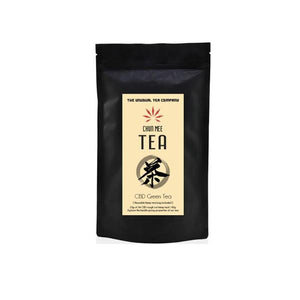 The Unusual Tea Company 3% CBD Hemp Tea - Chun Mee 40g