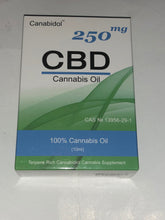 Load image into Gallery viewer, CBD Cannabis Oil - 250MG & 500MG - 10ml