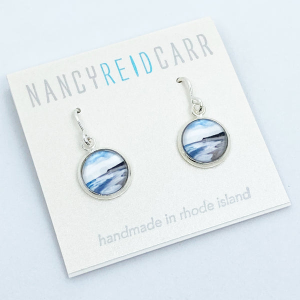 Water Collection - Drop Earrings