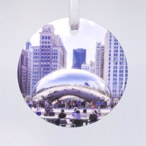 Ornament - Chicago - The Bean