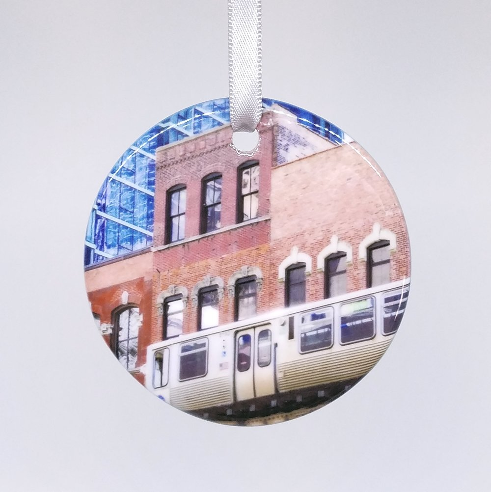 Ornament - CHI The L