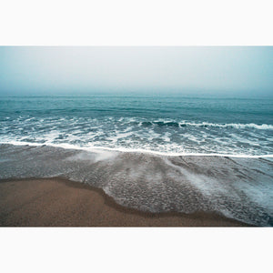 Metal Print - Aqua Seascape