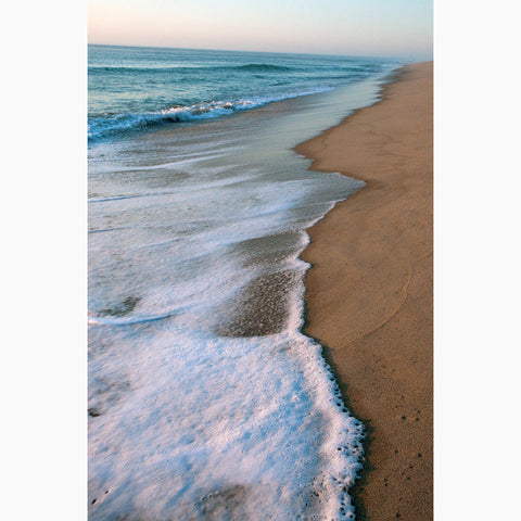 Metal Print - Sea Foam