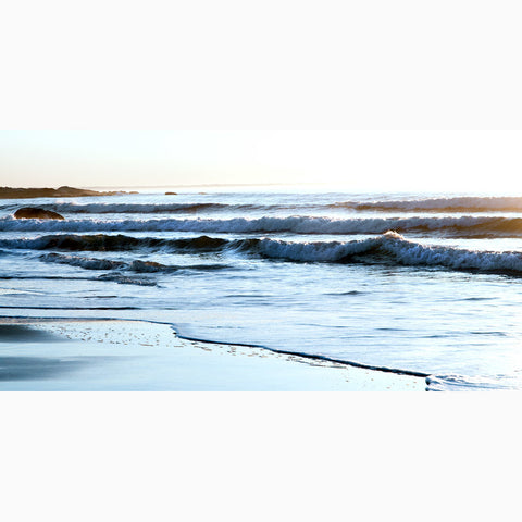 Metal Print - Waves II