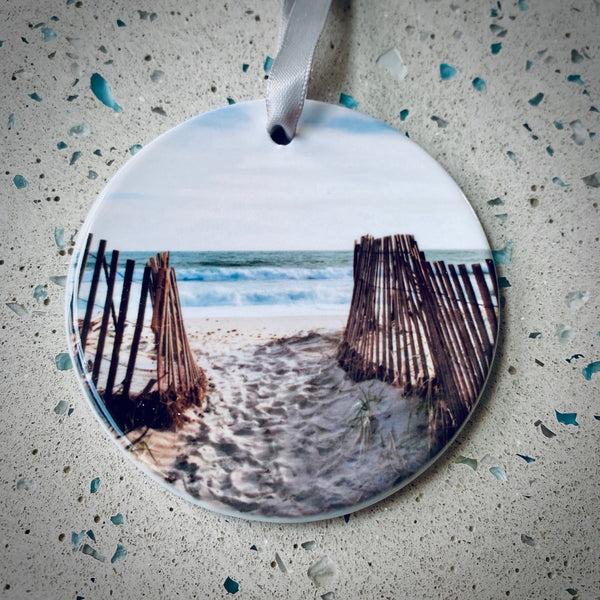 Ornament - Beach Path