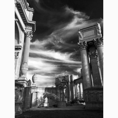 Metal Print - San Francisco Palace Fine Arts