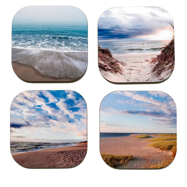 Coaster Set - Beaches
