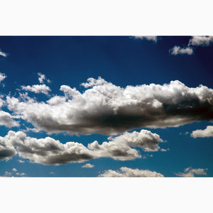 Metal Print - Deep Blue Sky