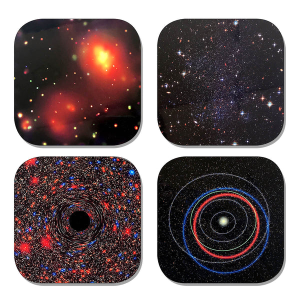 Coaster Set - Galaxy